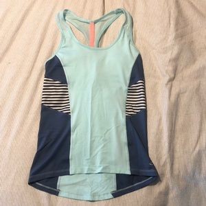 Champion workout tank built in bra